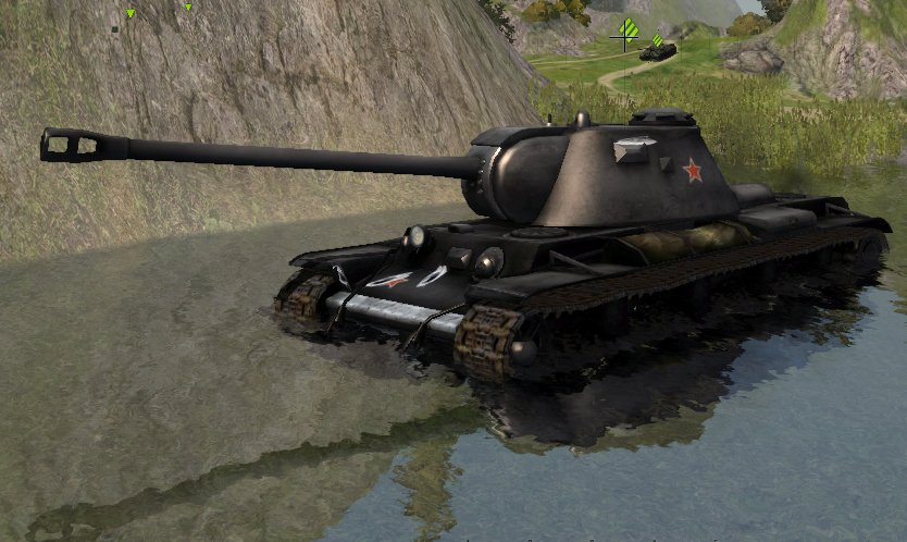 мир танков кв 3 видео